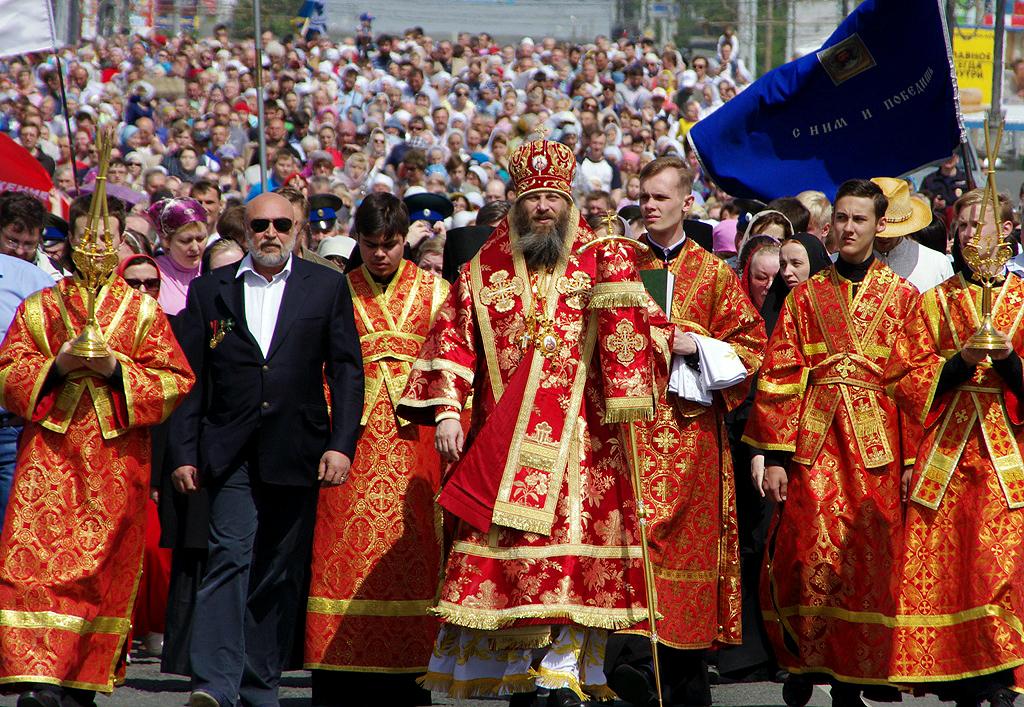 Челябинская епархия отметит столетие. Торжества по случаю большой даты пройдут 25 сентября.
