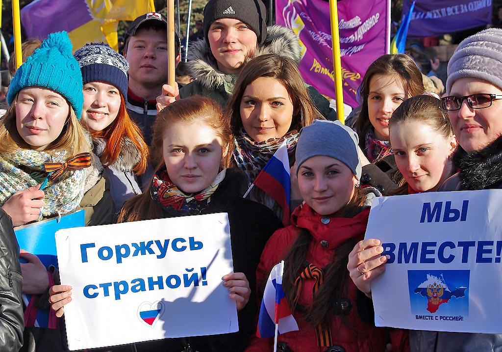 За последние годы количество жителей России, считающих свою страну великой державой, выросло боль