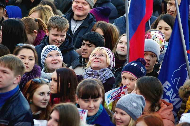 Такое предложение озвучил президент России Владимир Путин во время Совета по межнациональным отно