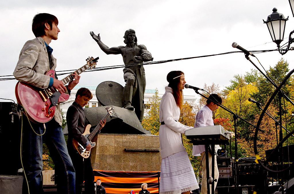 В Челябинске открылся прием заявок на конкурс «Песня города-2019». В этом году участникам предлож