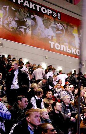 Судьба Кубка губернатора Челябинской области по хоккею решится в матче «Трактор» VS «Металлург»