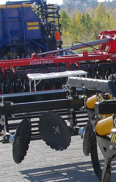 Чтобы держать сельхозтоваропроизводителей в курсе последних новинок почвообрабатывающей техники,