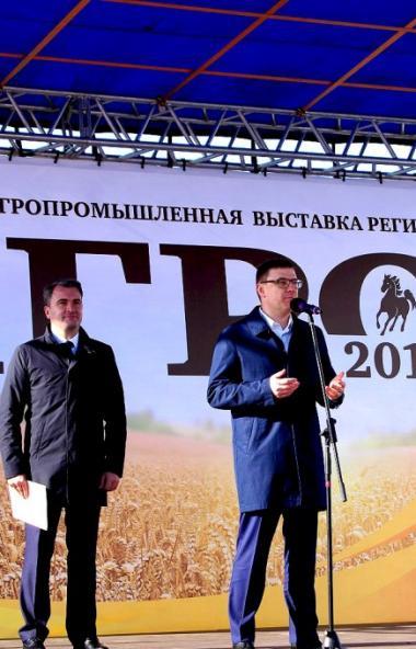 Сегодня, первого октября, в Челябинске открылась 26-ая агропромышленная выставка «АГРО-2019». Это