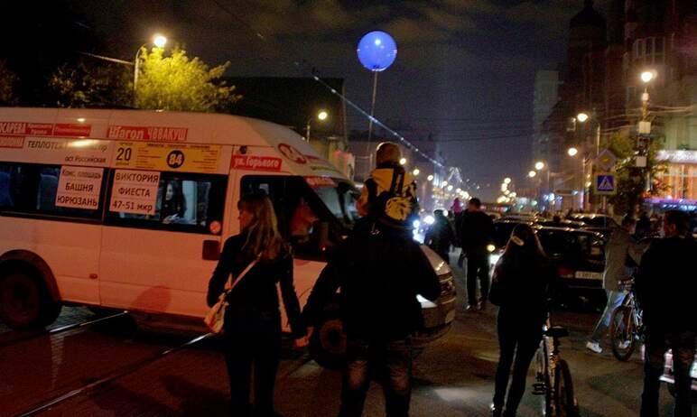 После праздничного фейерверка, который прозвучит в центре Челябинска в десять часов вечера 11-го