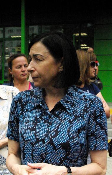 Временно исполняющая полномочия главы Челябинска Наталья Котова прокомментировала журналистам сег