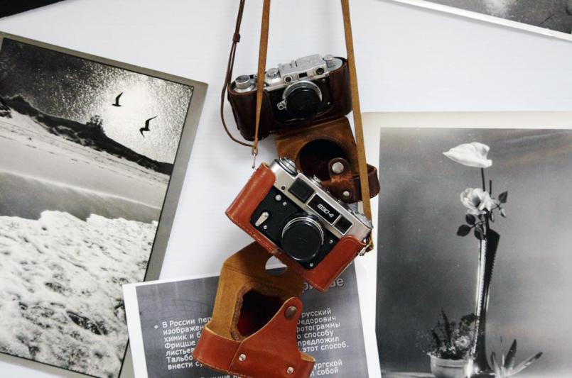 Идею проекта придумал Андрей Кеззин, а воплотить ее в жизнь помогла Академия Фотографии Санкт-Пет
