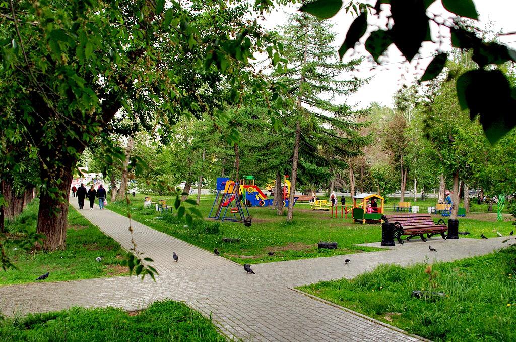 Центральный район является сегодня самым благоустроенным райономЧелябинска, по мнению большинства
