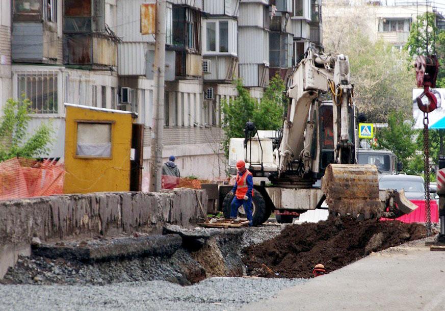 В Челябинске в связи с реконструкцией тепломагистралей будет ограничено движение на нескольких уч