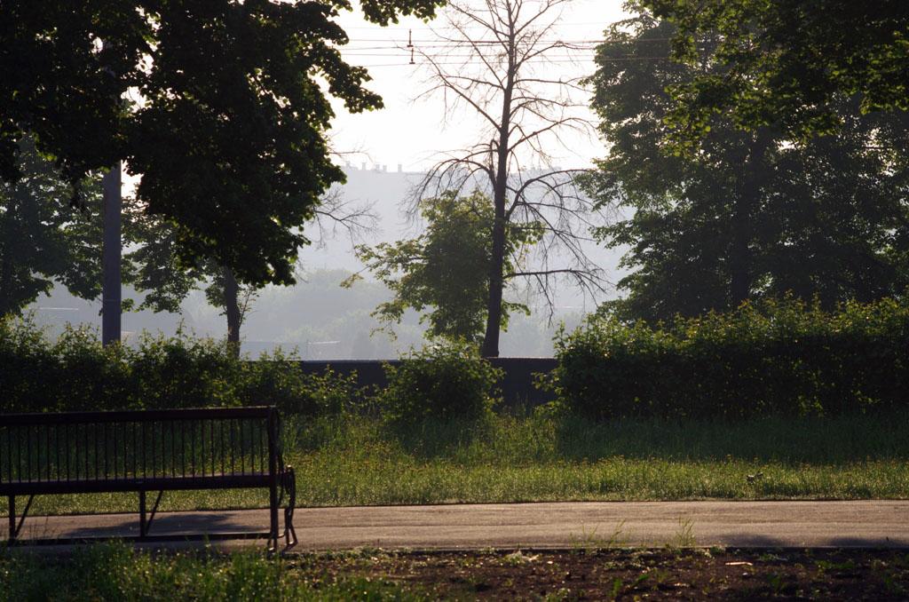 Неблагоприятные метеорологические условия, способствующие накоплению загрязняющих веществ в призе