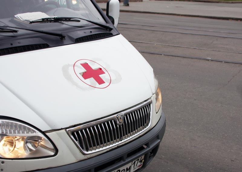 ДТП с участием несовершеннолетнего произошло сегодня, 1 декабря, в поселке Тургояк на улице Ленин