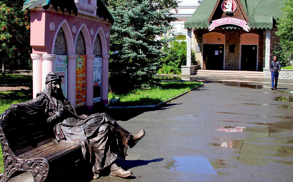 Два челябинских театра получат федеральную субсидию по программе модернизации детских театров.
