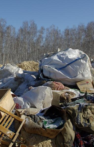 Жители Старокамышинска (Копейск, Челябинская область) заявили о том, что министерство экологии ре