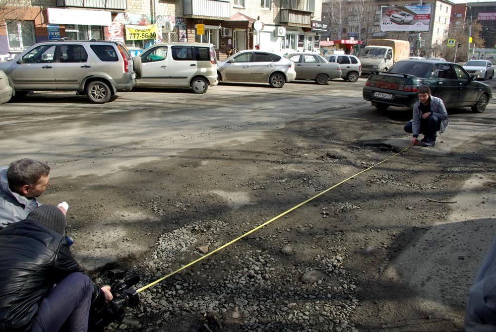 Проект «Дорожная инспекция ОНФ/Карта убитых дорог» был запущен в начале февраля текущего года. В