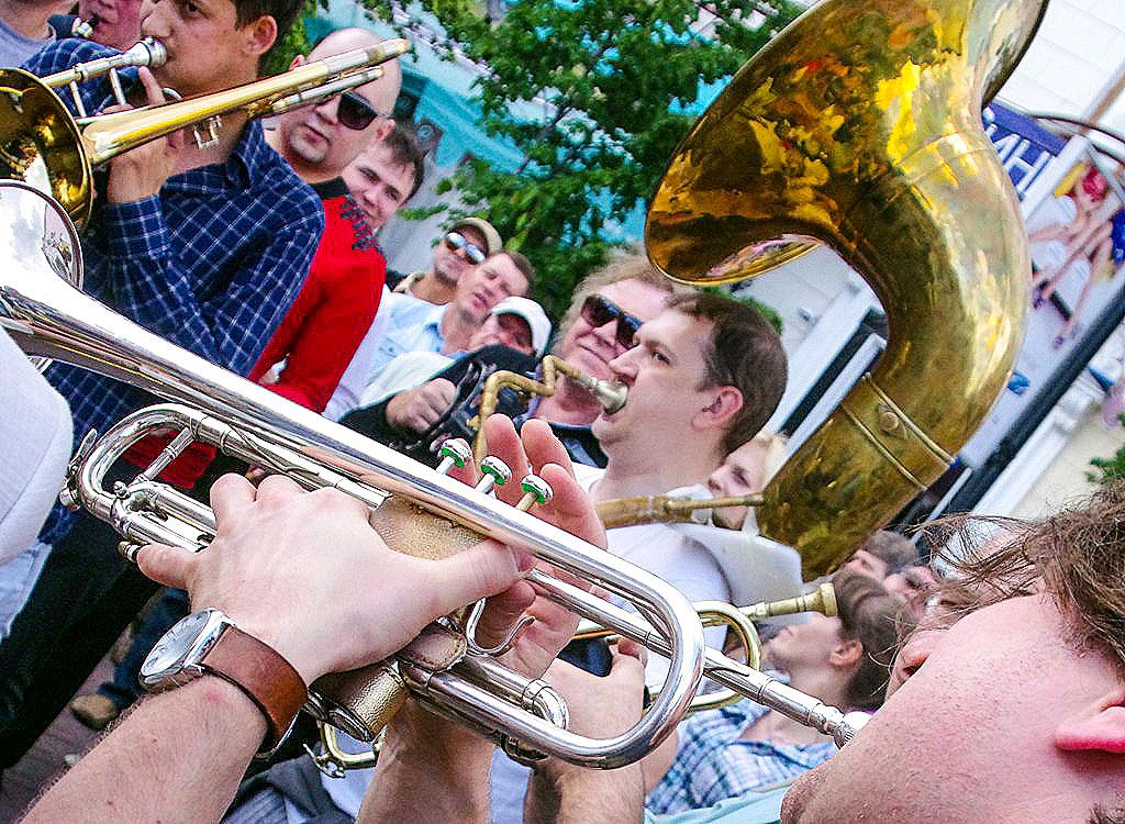 Международный джазовый фестиваль «Какой удивительный мир» пройдет в Челябинске с 1 по 3 июня. Фор