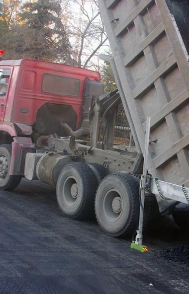 В Челябинске завершаются ремонтные работы на основных дорожных магистралях. Подрядчик «Нижавтодор