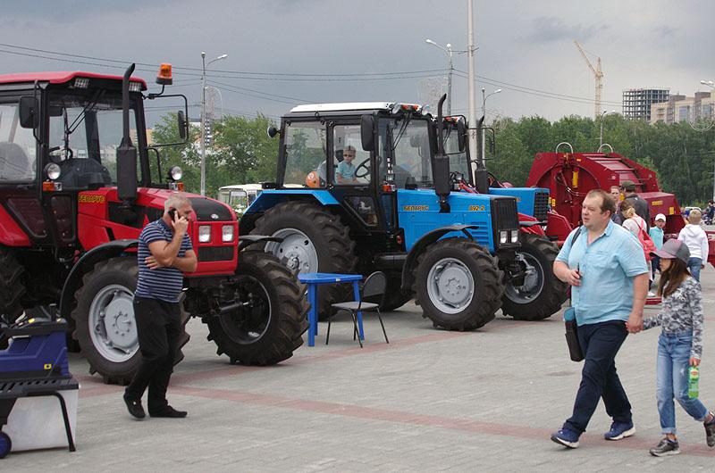 Благодаря ежегодным региональным субсидиям на приобретение техники аграрии региона активизировали