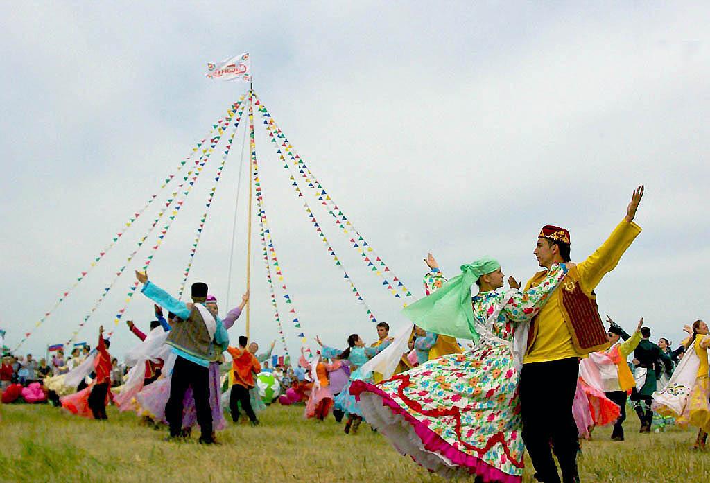 В Челябинской области началась подготовка к Сабантую. Областной праздник начнется по окончании Ра