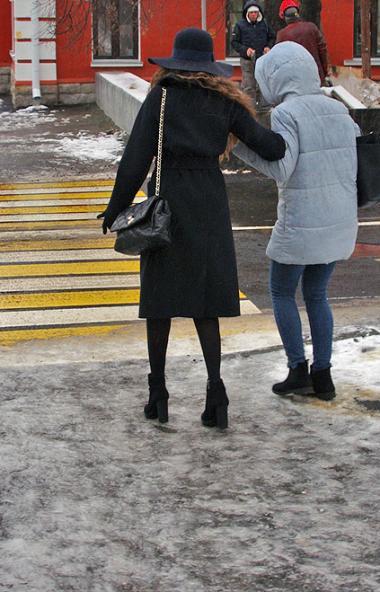 Челябинск готовится к снегопаду, который, по прогнозам, случится этой ночью. Временно исполняющая