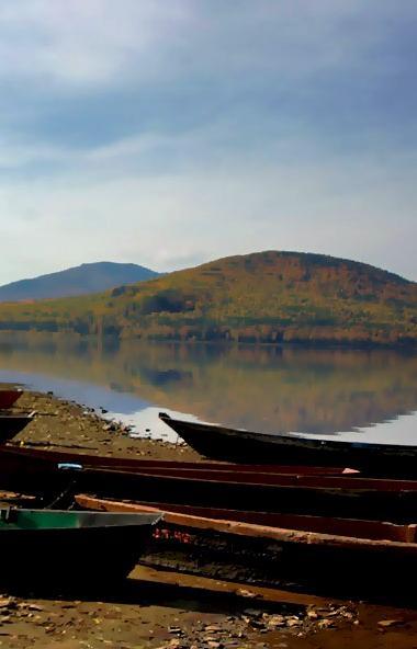 В начале октябре в Челябинскую область придет долгожданная теплая и сухая осень. Столбик термомет