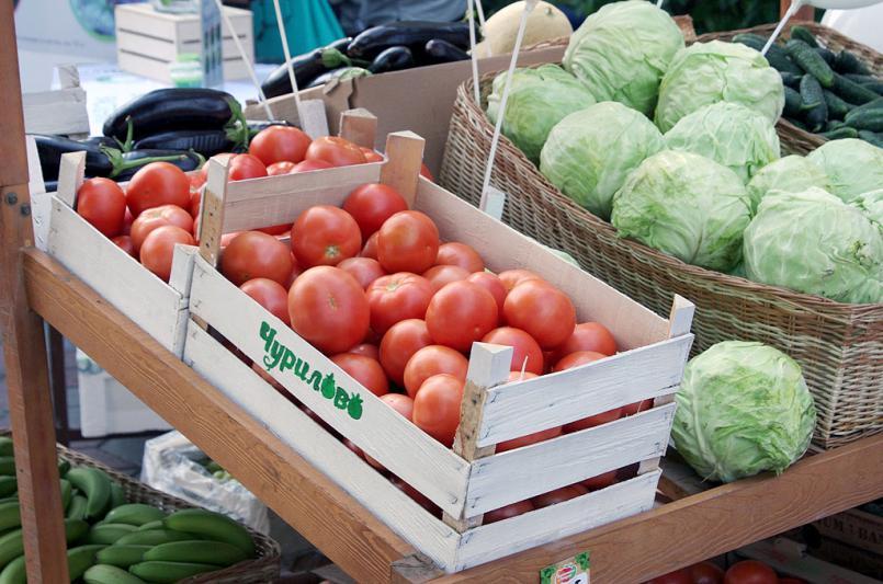 Согласно прогнозу, в сентябре общее снижение цен на продовольственные товары по сравнению с начал