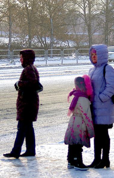 В понедельник, 2 декабря, в Челябинской области ожидается облачная погода с прояснениями, в больш