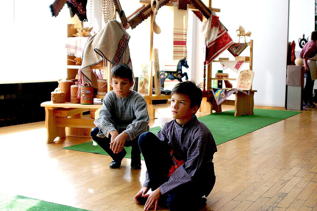 Начинающие таланты представят свои работы на ежегодной выставке детского творчества «Город мастер