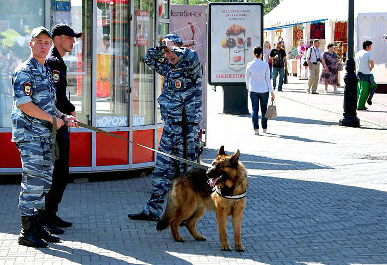 В Челябинске продолжаются поиски четырехлетнего мальчика, которого вчера, девятого июня, выкрал б