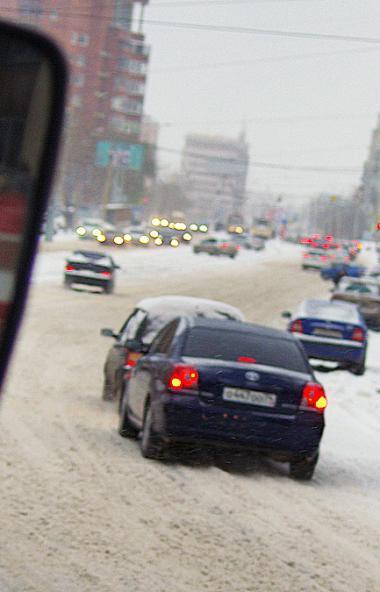 Некачественная уборка снега с дорог Челябинска обернулась для компании «Южуралмост» административ