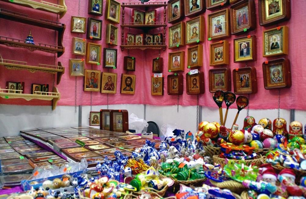 Выставка подготовлена при поддержке Челябинской и Златоустовской епарх