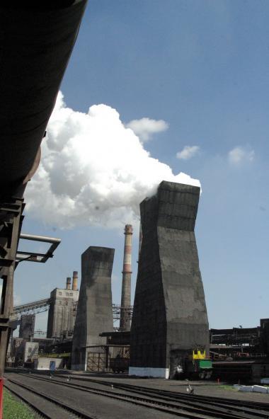 Челябинские промышленные предприятия доложили исполняющему обязанности министра экологии региона
