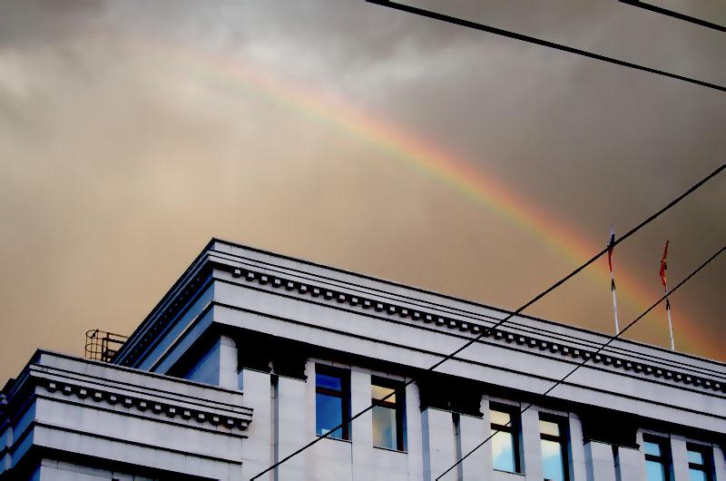 Информация о том, что на 10 ноября в Челябинске запланировано проведение гей-парад