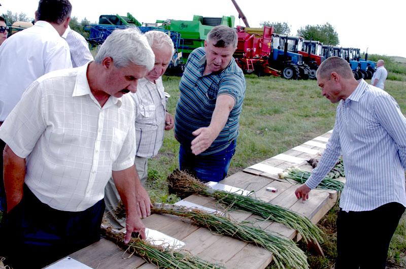 Учёные-аграрии, селекционеры, представители агропромышленного комплекса, сельскохозяйственных пре