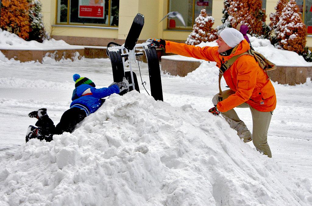 Зима в этом году, по мнению специалистов российского Гидрометцентра, не принесет серьезных сюрпри