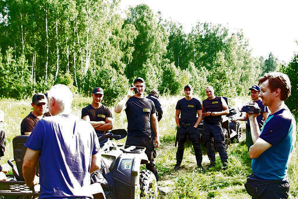 Корреспондент агентства «Урал-пресс-информ» побывал на месте вырубки многолетних берез и сосен на