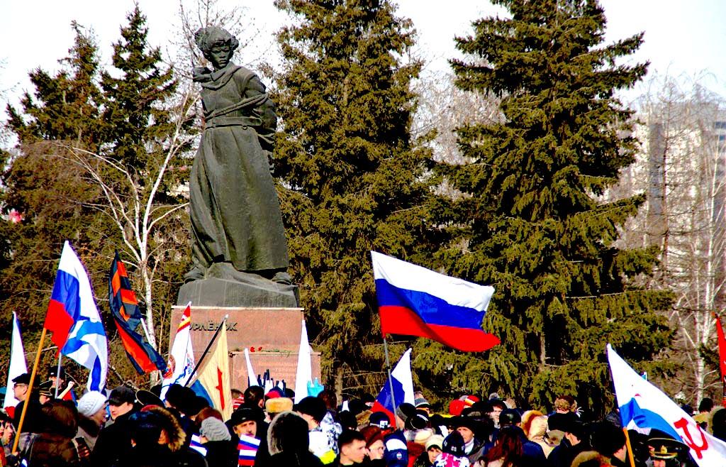 В Челябинске ищут главный символ города. Его поиски являются частью большого общественного проект
