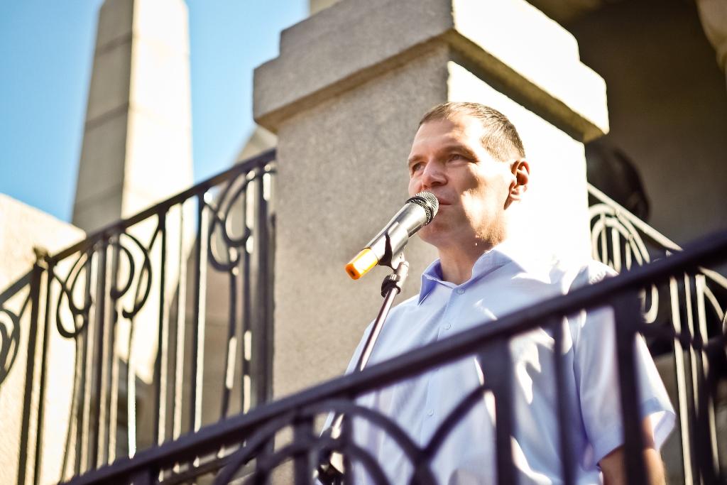 Сегодня, 24 апреля, депутат Государственной Думы от Челябинска Андрей Барышев со