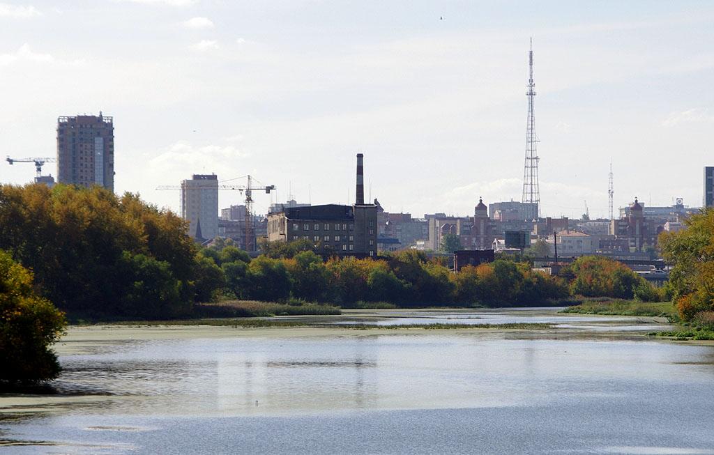 Проект общественно-делового центра, который возводится в Челябинске к саммитам ШОС и БРИКС 2020 г