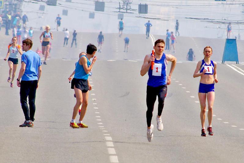Всего в этот день в массовых состязаниях примут участие более 100 команд и порядка 1500 спортсмен