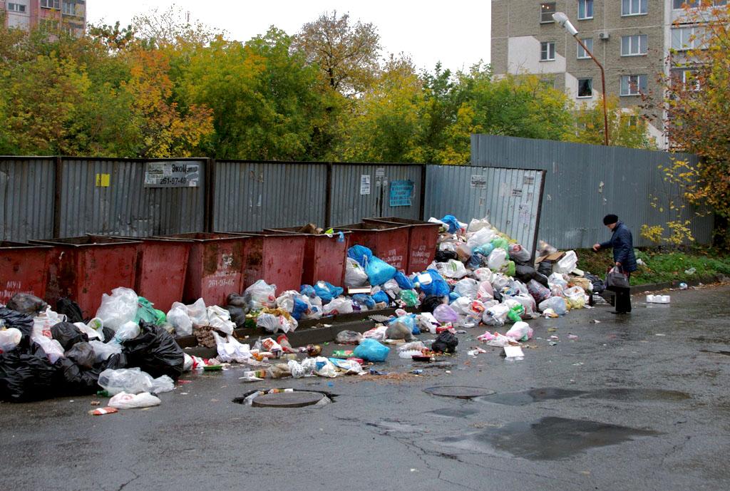 По-свински уходят с «мусорного» рынка Челябинска недобросовестные перевозчики ТБО, которые отказа