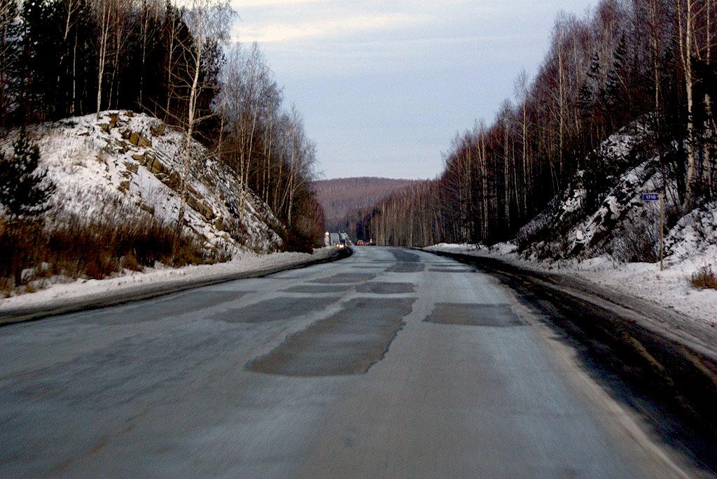 Дорожные подрядные организации в Челябинской области получили из федерального бюджета 572,4 милли