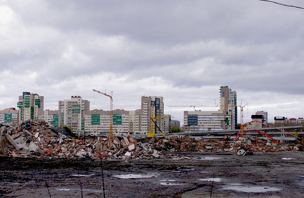 Дальнейшая судьба общественно-делового центра (конгресс-холл), который возводится в Челябинске к