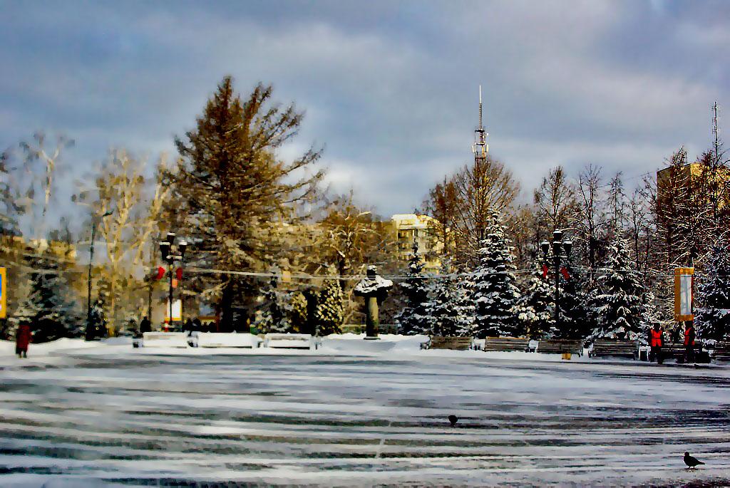 Как сообщили агентству «Урал-пресс-информ» в челябинском Гидрометцентре, утром в Челябинске – мин
