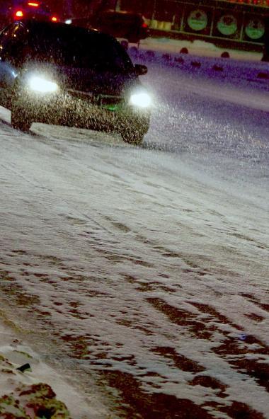 Высота снежного покрова в Челябинской области за минувшие сутки увеличилась на 1-10 сантиметров.