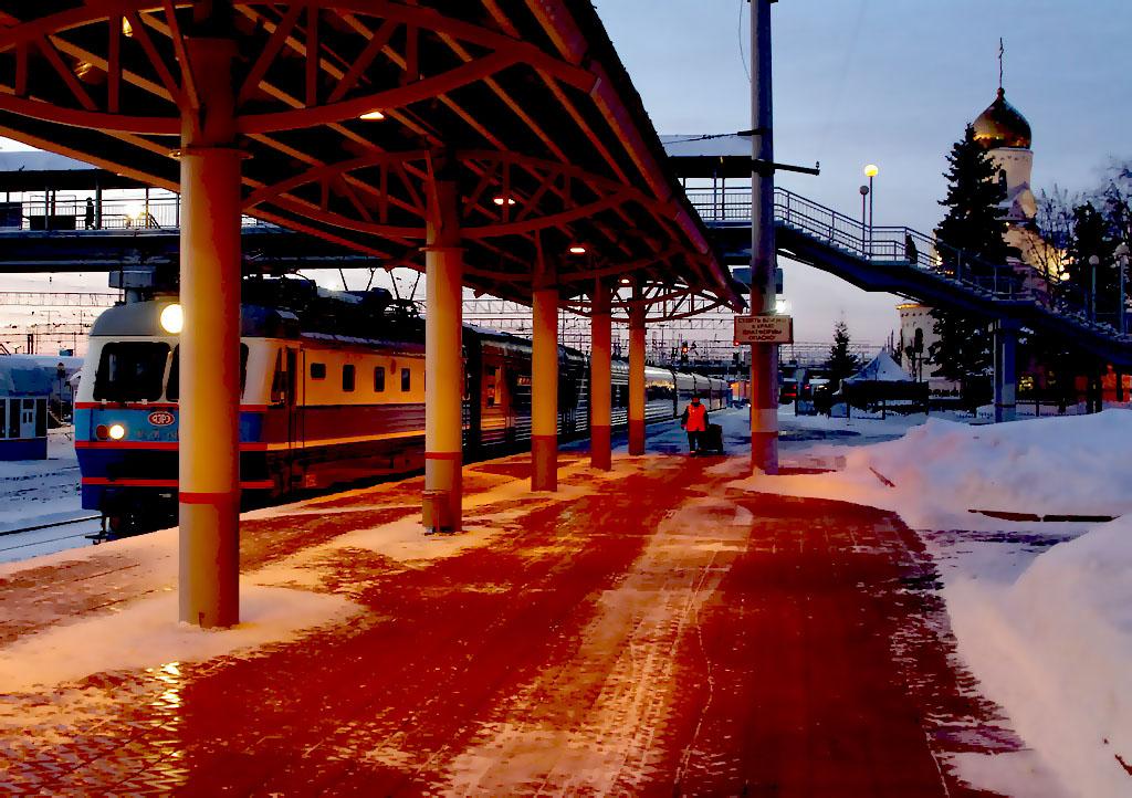 На железнодорожном вокзале Челябинска начнется техническое перевооружение. В проекте перепланиров