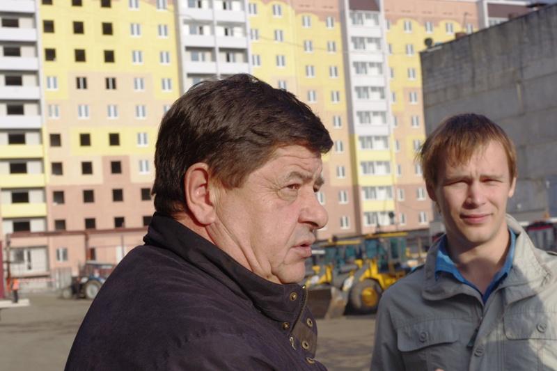 Об этом сегодня, 12 октября, сообщил журналистам исполнительный директор МУП «ДРСУ» Владимир Гриш