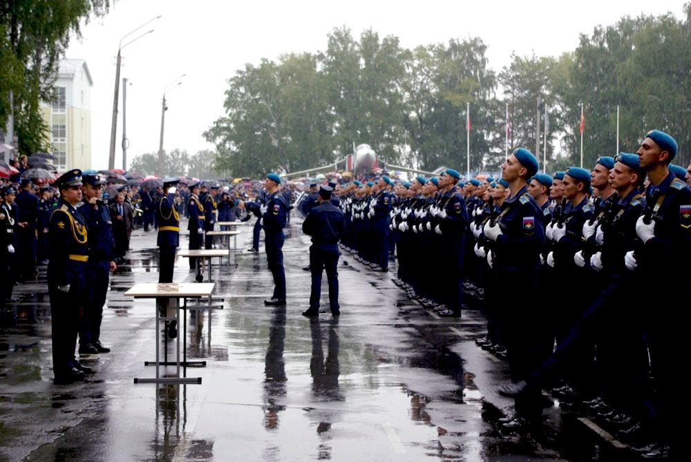 Будущие офицеры ВКС пройдут обучение по двум специальностям: штурман и офицер боев