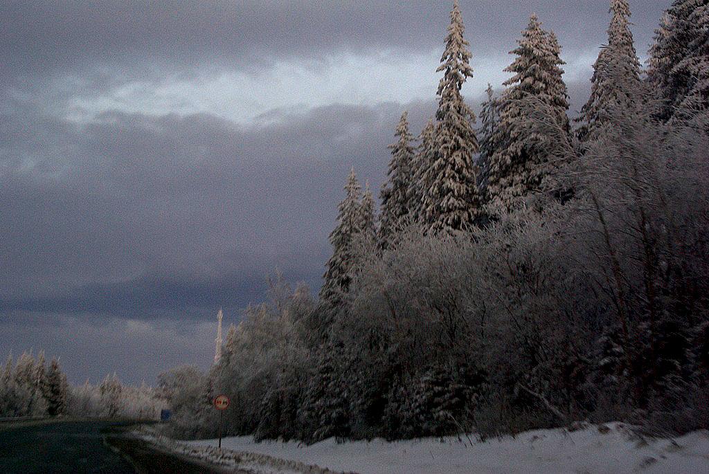 Житель Курганской области больше шести часов провел на трассе М-5 в 30-градусный мороз. От гибели
