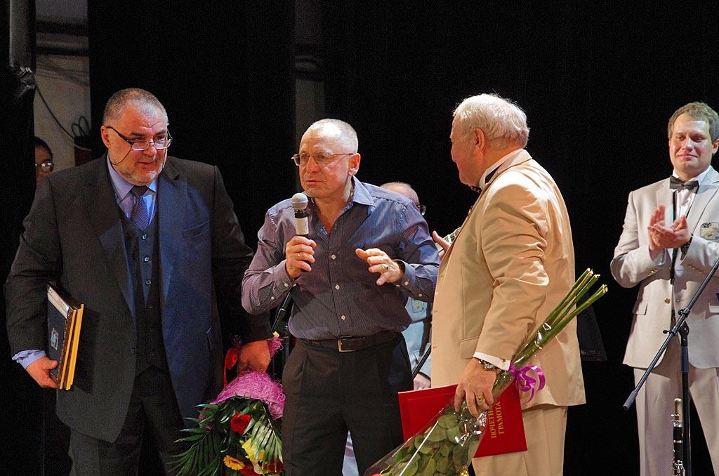 Замечательный музыкант, руководитель «Уральского диксиленда», народный артист России Игорь Бурко