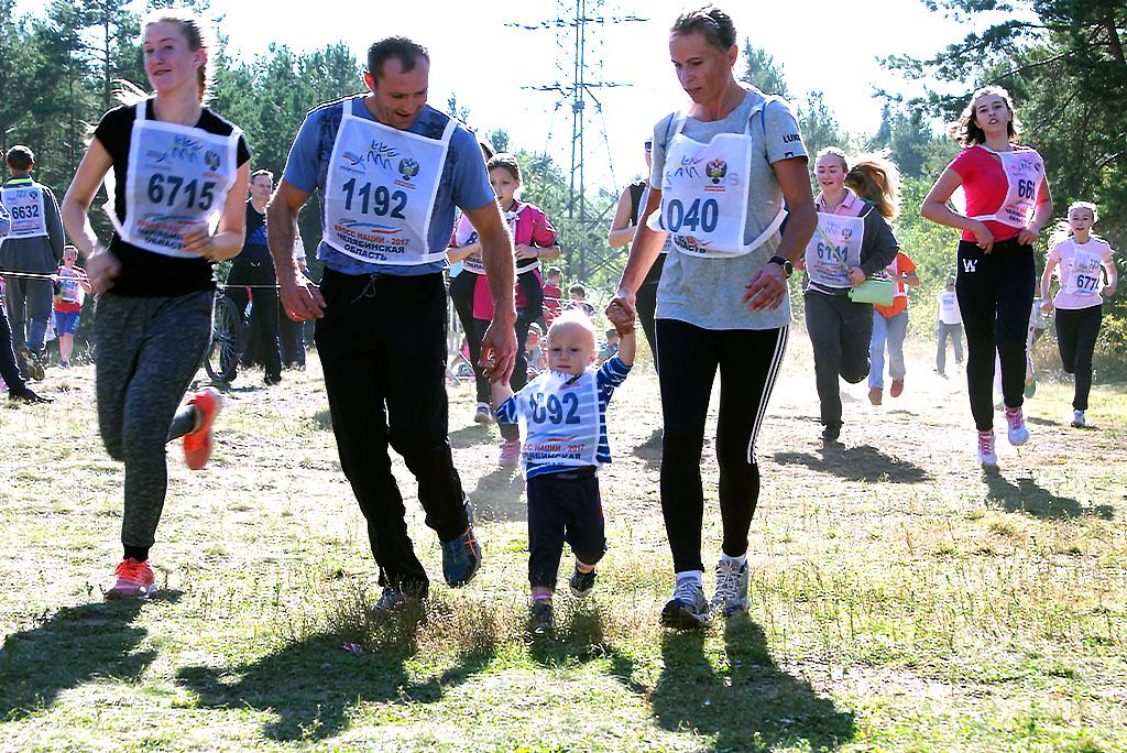 Челябинск отпразднует очередной Всероссийский день бега. Популярный во всей стране «Кросс нации»