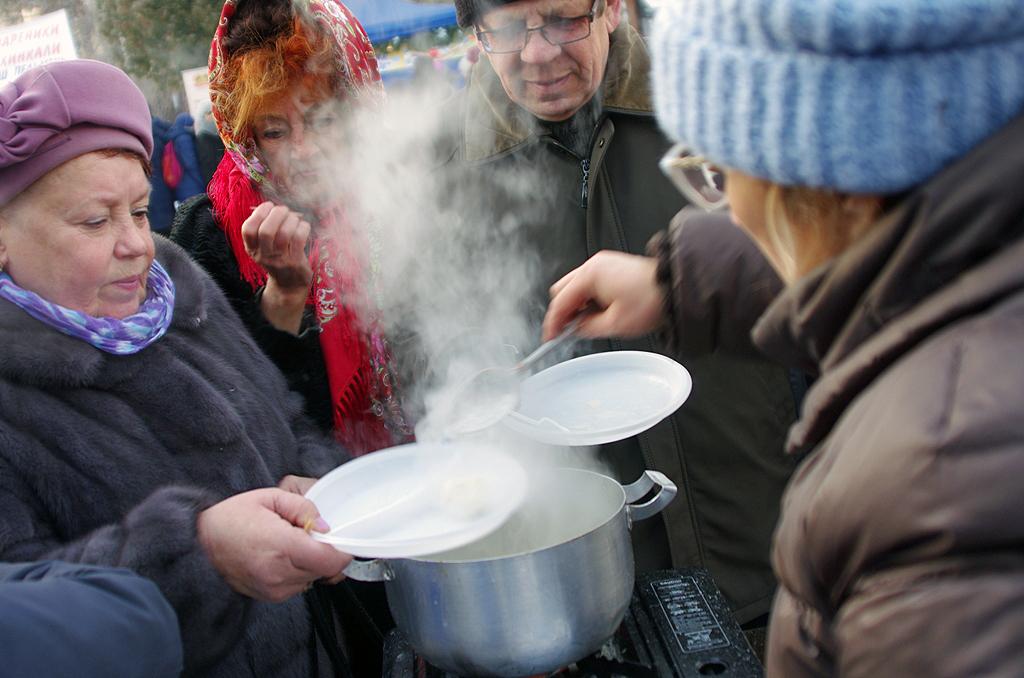 В Челябинске в субботу, 15 декабря, в седьмой раз состоялся большой гастрономический фестиваль «У